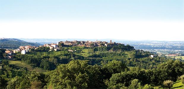 Otricoli, panorama