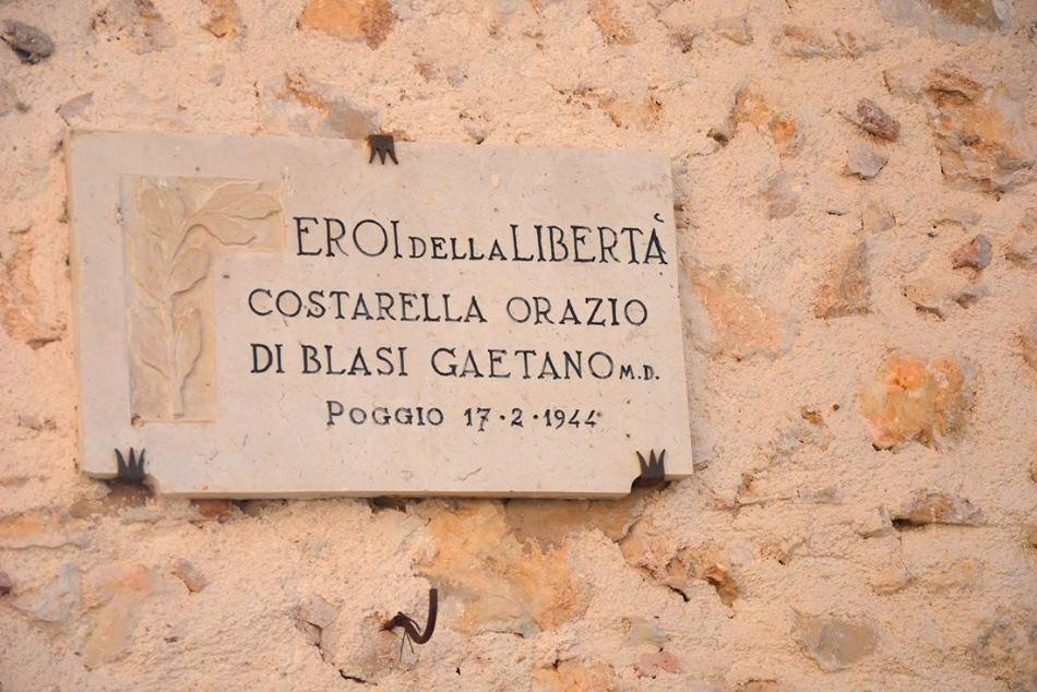 Commemorazione dei Partigiani