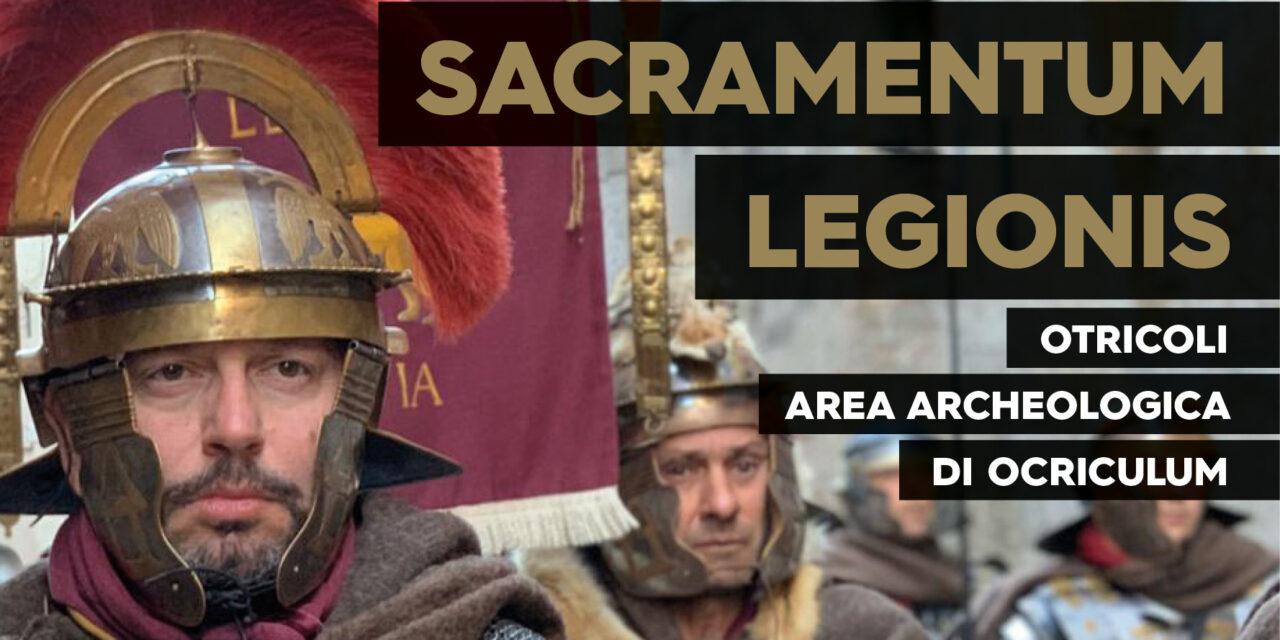 Sacramentum legionis 2021
