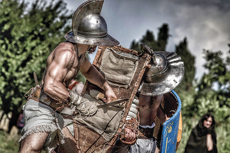 26, 27 e 28 maggio: OCRICULUM AD 168